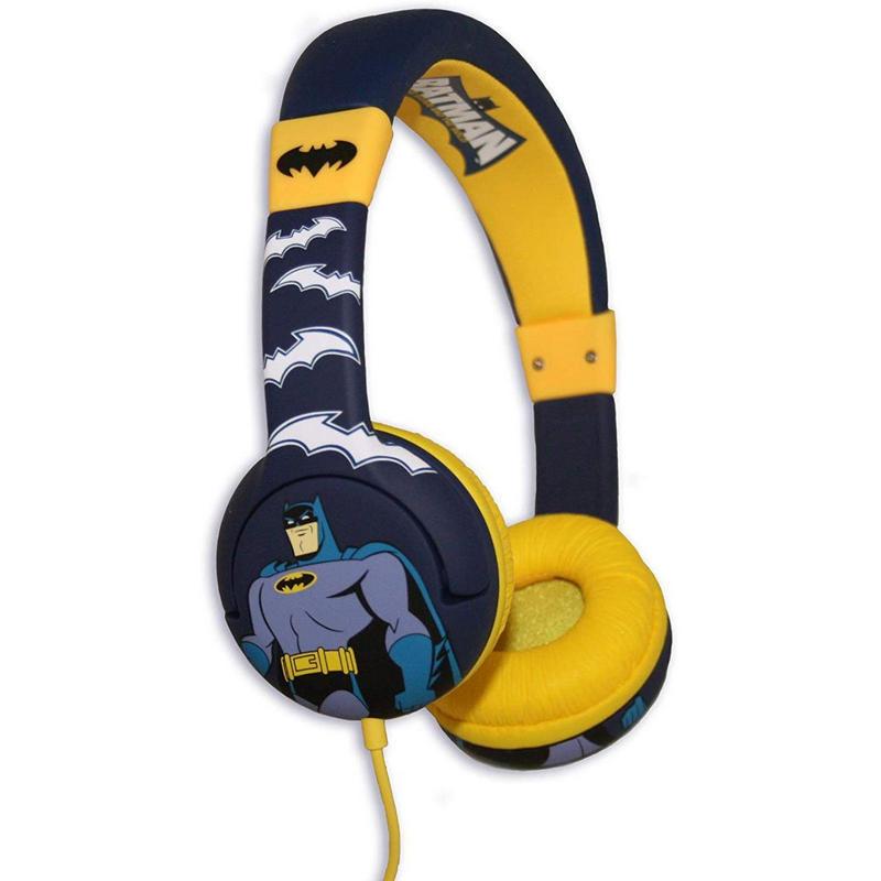 OTL Technologies DC0260 Auriculares para Niños DC Comics Batman