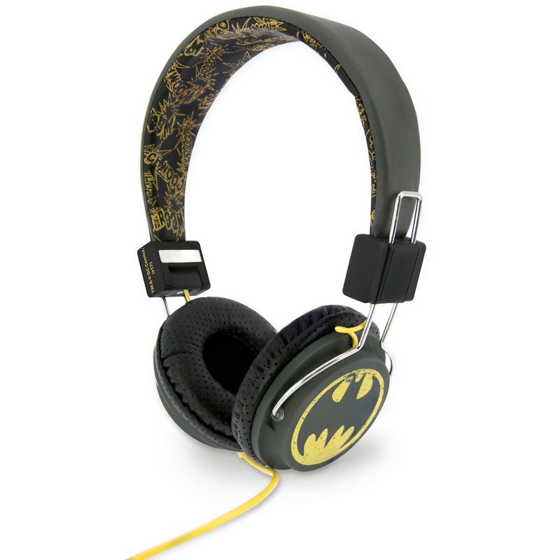 OTL Technologies DC0427 Auriculares Plegables DC Comics Batman
