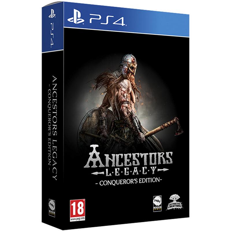 Ancestors Legacy Conquerors Edition PS4