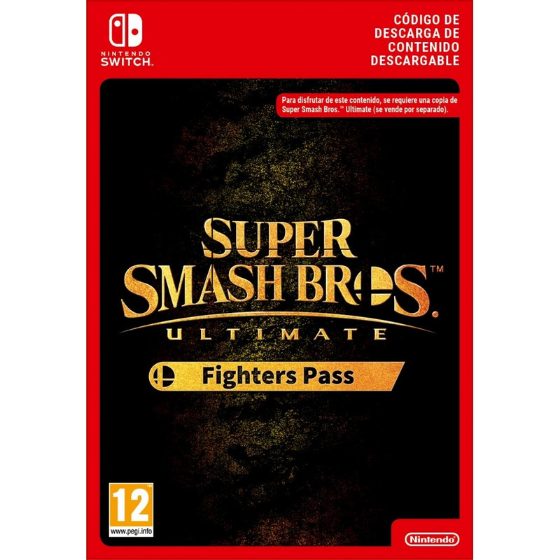 Super Smash Bros. Ultimate Fighters Pass Nintendo Switch Nintendo EShop