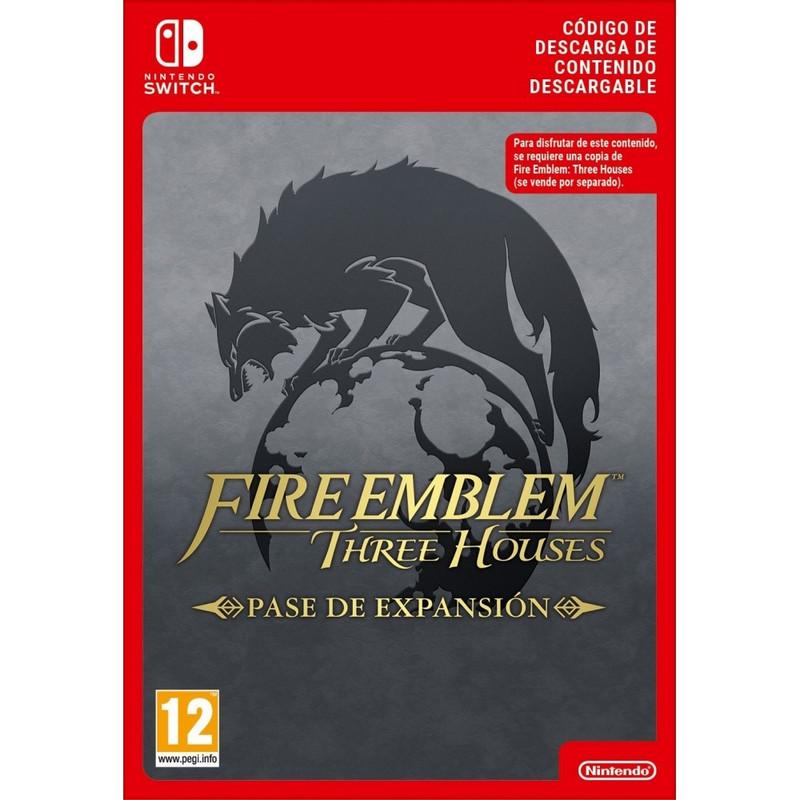 Fire Emblem Three Houses Pase de Expansión Nintendo Switch Nintendo eShop