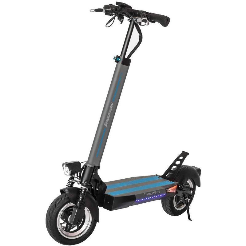 Patiente eléctrico SmartGyro Xtreme SpeedWay Patinete Eléctrico Negro/Azul