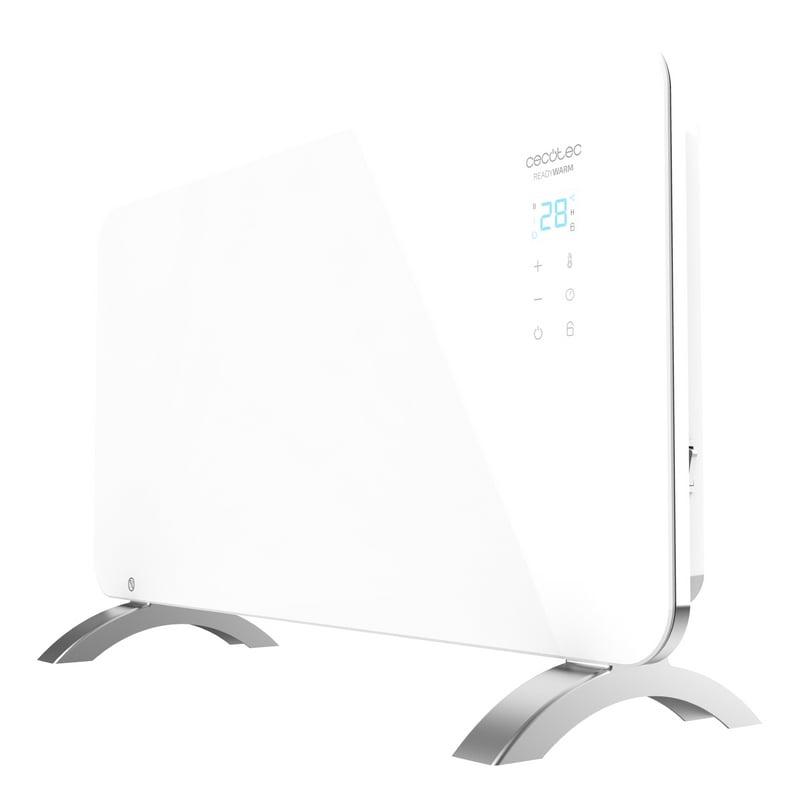 Cecotec Ready Warm 6700 Crystal Connection Radiador Eléctrico Wi-Fi 1500W
