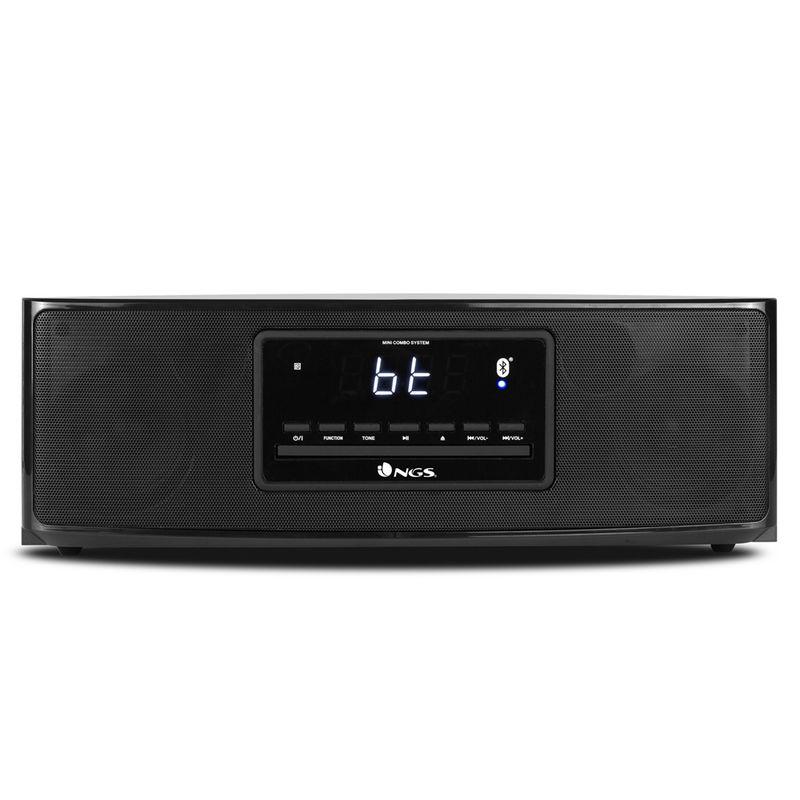 NGS Sky Box Microcadena Bluetooth/USB/CD 60W