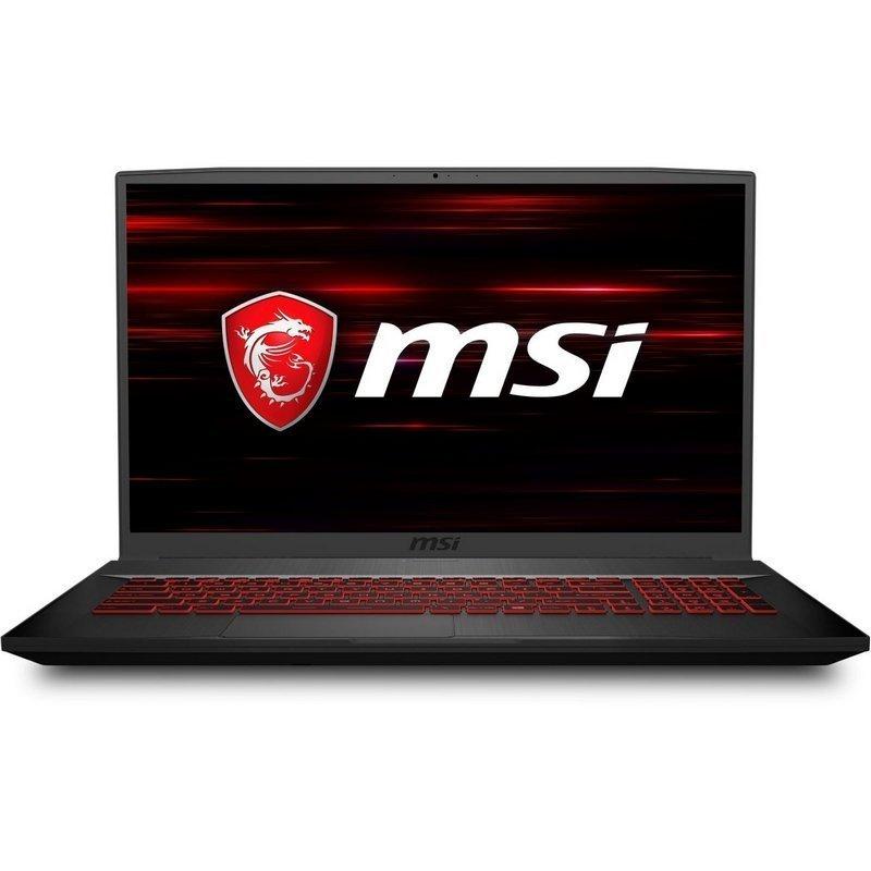 msi gf75 thin 9sc-277xes intel core i7-9750h16gb512gb ssdgtx1650173