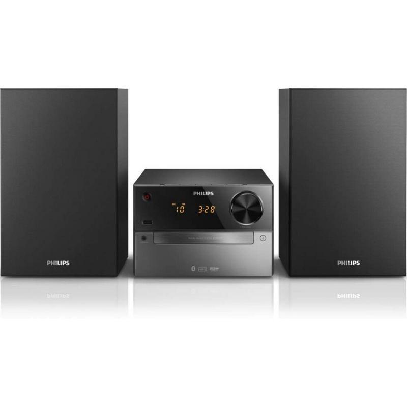 Philips BTM-2310/12 Microcadena Bluetooth/USB/CD 15W