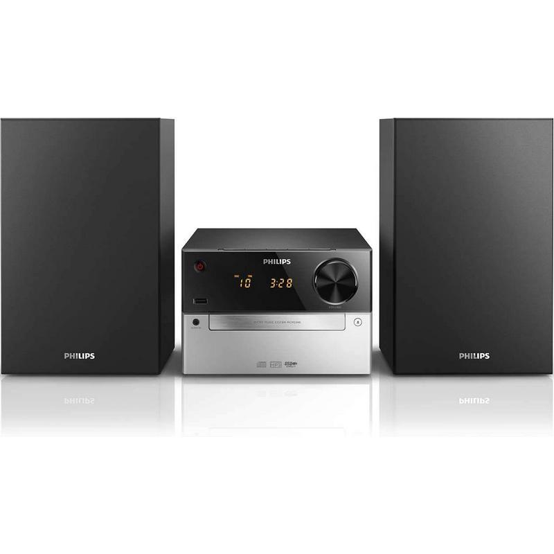 Philips MCM-2300/12 Microcadena Bluetooth/USB/MP3 15W