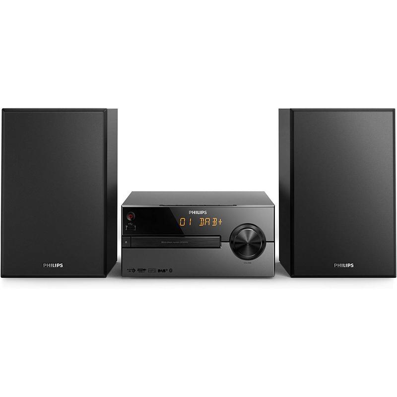 Philips BTB-2515/12 Microcadena Bluetooth/USB/CD 15W