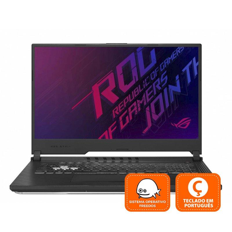 Asus ROG STRIX G G731GT Intel