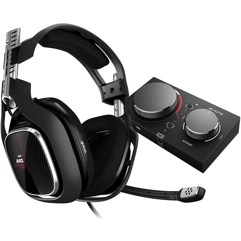 Astro Gaming A40 TR Auriculares Gaming + MixAmp PRO TR Xbox One/PC