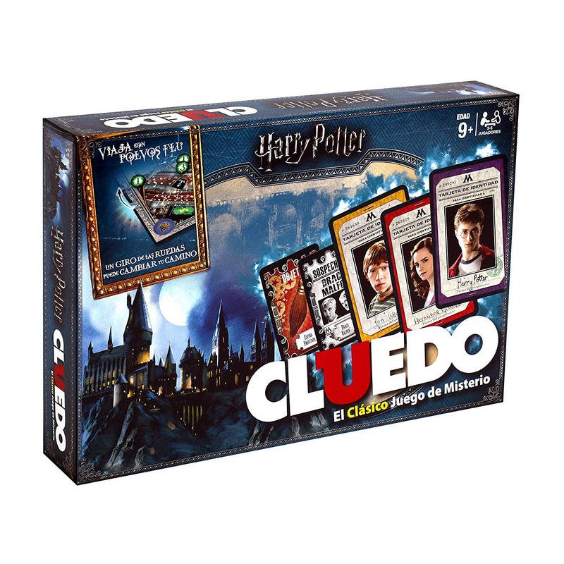 Hasbro Cluedo Harry Potter