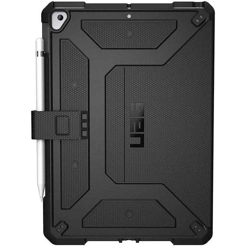 "UAG Metropolis Funda Negra para iPad 10.2"" 2019"
