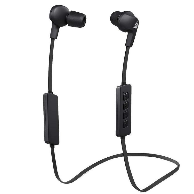 Klim Pulse Auriculares Bluetooth Negros