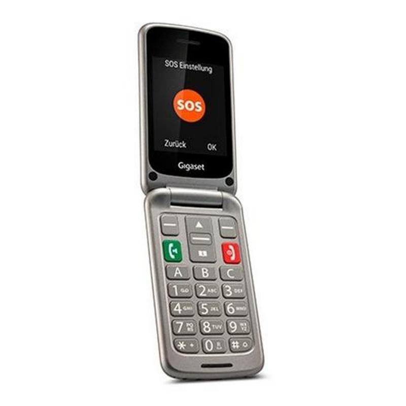 Gigaset GL590 Teléfono para Personas Mayores Libre
