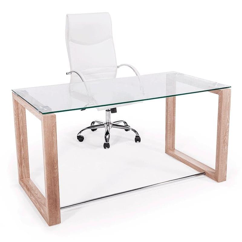 Adec Office Mesa de Escritorio 140x70x75cm Roble