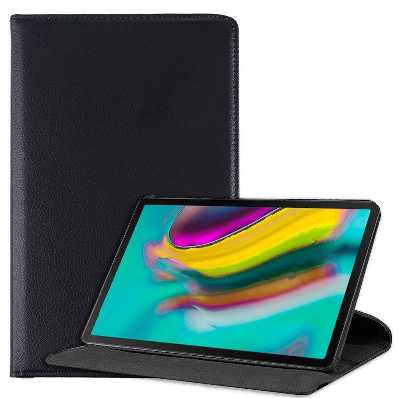 """Cool Funda Polipiel Negra Galaxy Tab S5e T720/T725 10.5"""""""