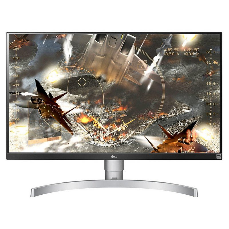 "LG 27UL650-W 27"" LED IPS UltraHD"