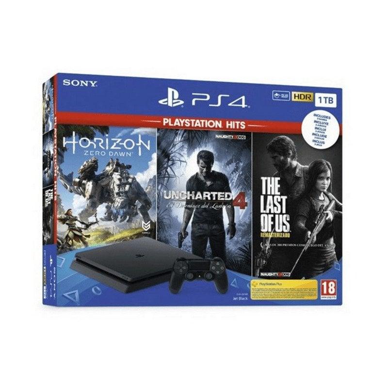 Sony PlayStation 4 Slim 1TB +