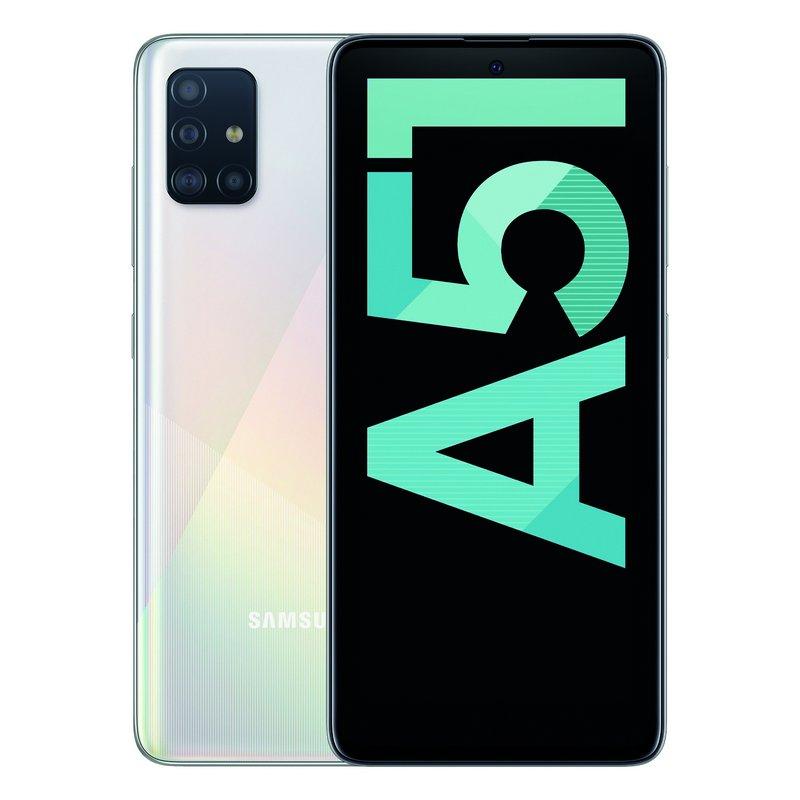Samsung Galaxy A51 4/128GB Blanco Libre