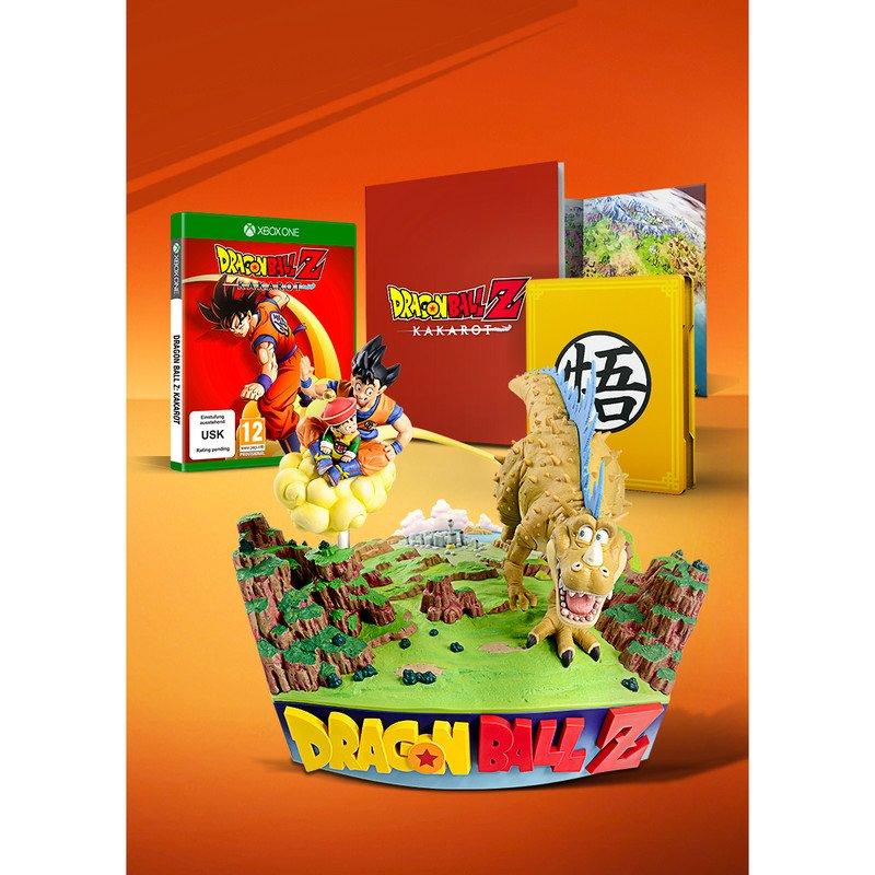 dragon ball z kakarot collectors edition xbox one