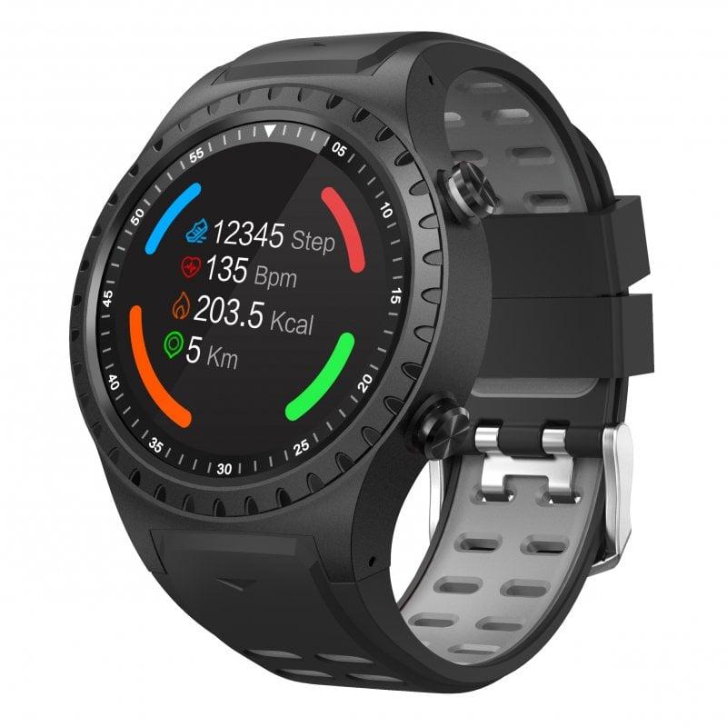 Prixton SW36 Smartwatch Negro