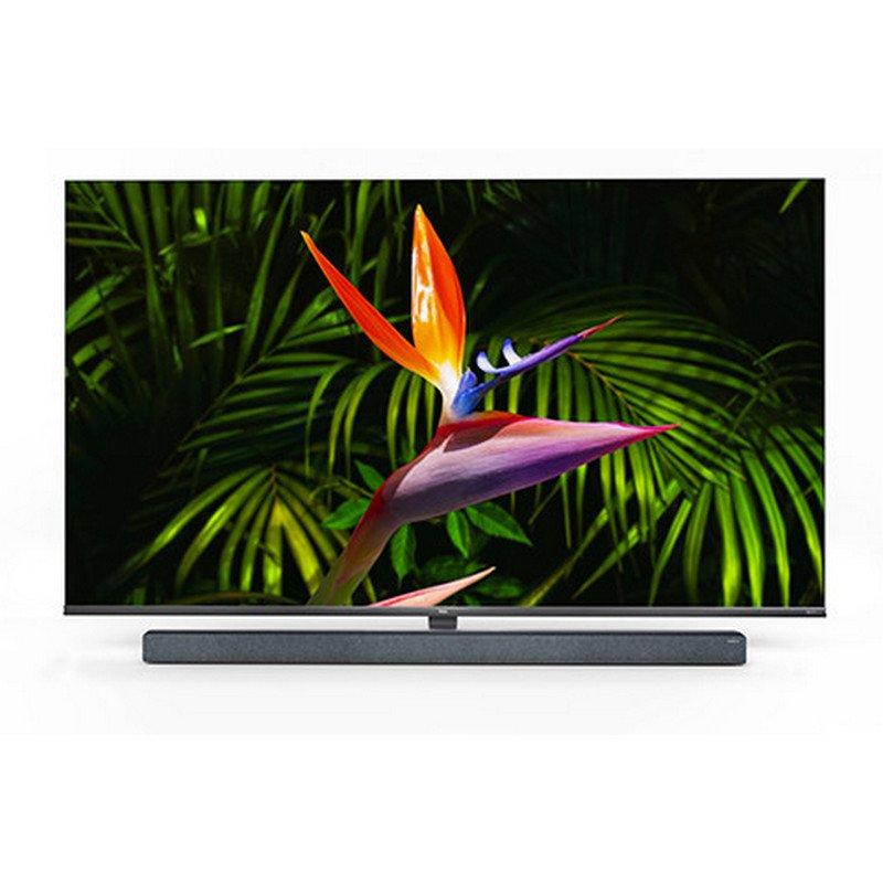 """Televisor TCL 65X10 65"""" LED UltraHD 4K con Barra de Sonido Onkyo"""