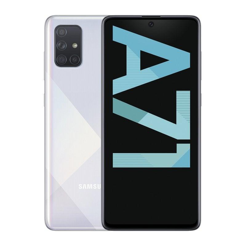 Samsung Galaxy A71 6/128GB Prism Crush Silver