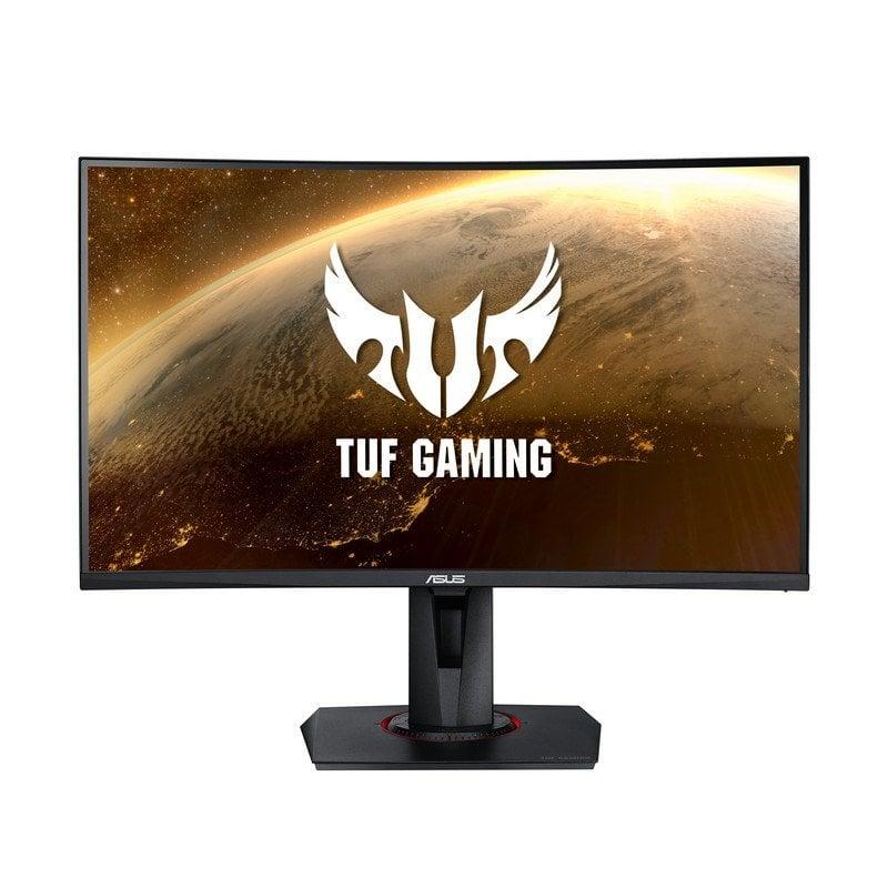 "Monitor Asus TUF Gaming VG27WQ 27"" LED Wide QuadHD 165Hz HDR FreeSync Premium Curva"