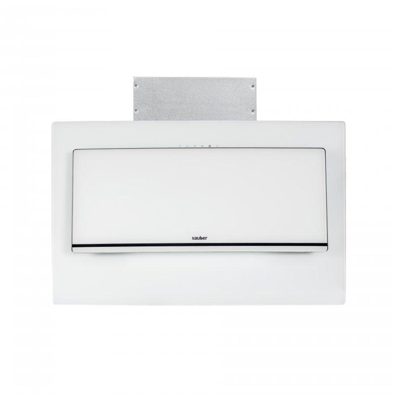 Sauber SCDP90W Campana Decorativa 90cm Cristal Blanco