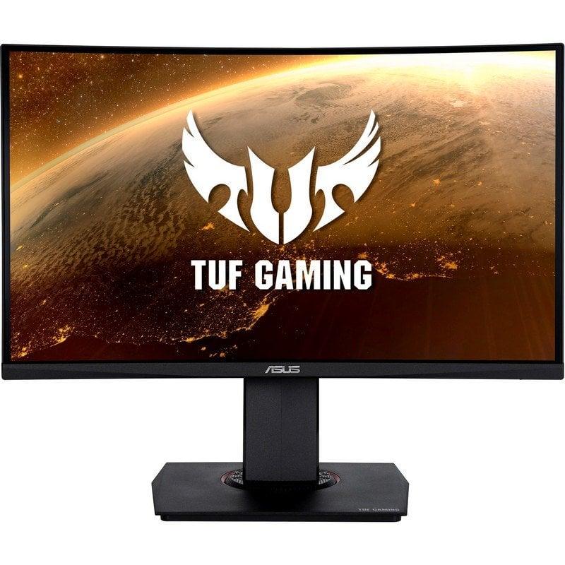 "Monitor Asus TUF Gaming VG24VQ 23.6"" LED FullHD 144Hz FreeSync Curva"