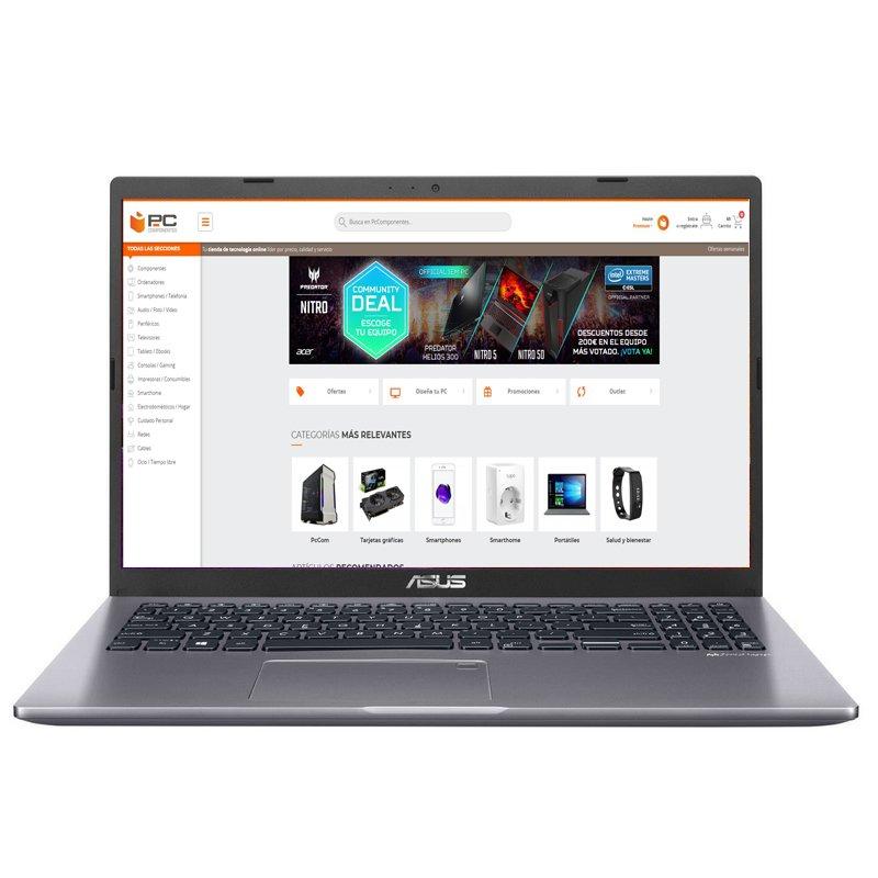 Asus X509FA-BR062 Intel Core i5-8265U/8GB/256GB SSD/15