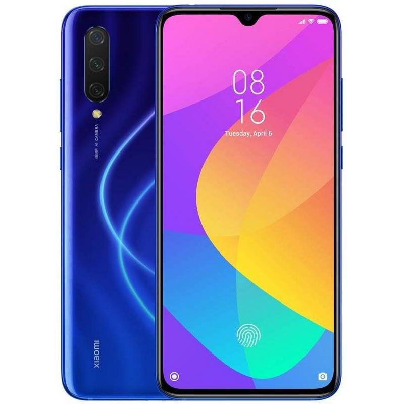 Xiaomi Mi 9 Lite 6/128GB Azul Boreal Libre