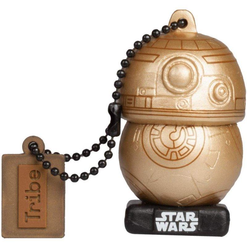 Tribe Star Wars BB8 Gold 16GB USB 2.0