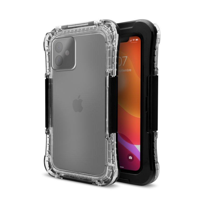 Nueboo Funda Waterproof Negra para iPhone 11