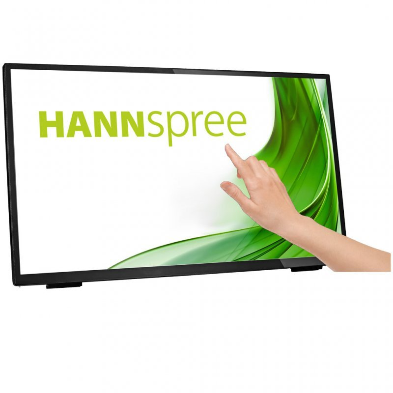 "Monitor Hannspree HT248PPB 23.8"" LED FullHD Táctil"