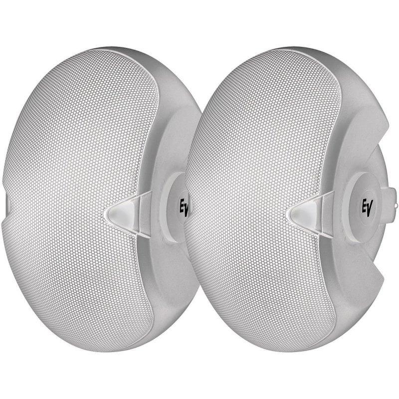 Electro-Voice Evid6.2 Altavoces Pasivos 300W Blanco ◇ 1007547