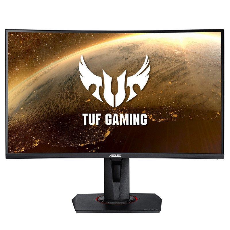 """Monitor Asus TUF Gaming VG27VQ 27"""" LED FullHD 165Hz FreeSync Premium Curvo"""