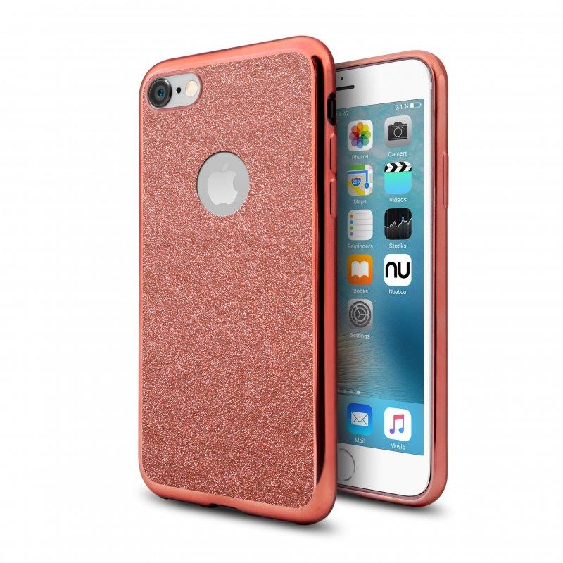 Nueboo Funda Star Light Rosa para iPhone 6/6S