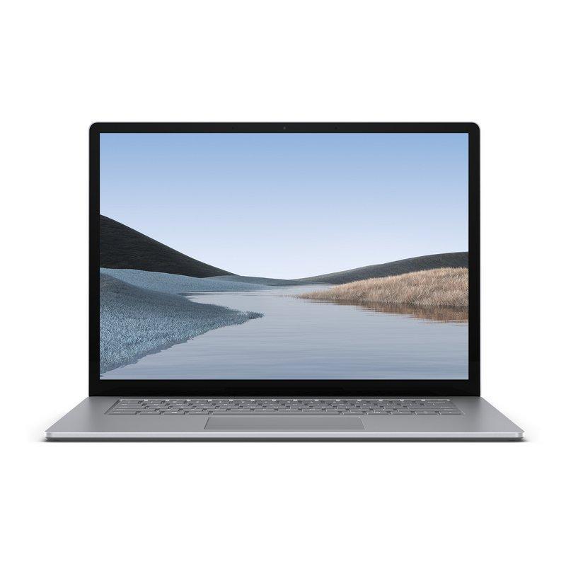"Portátil Microsoft Surface Laptop 3 Platino Intel Core i7-1065G7/16GB/512GB SSD/13.5"" Táctil"