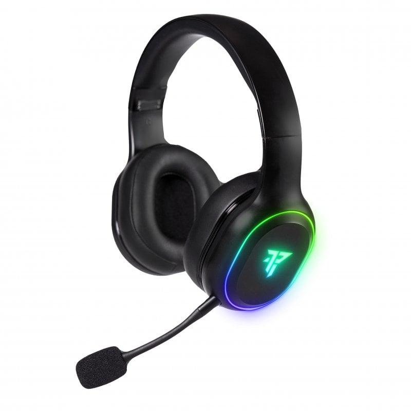 Tempest Caesar Auriculares Gaming Bluetooth RGB