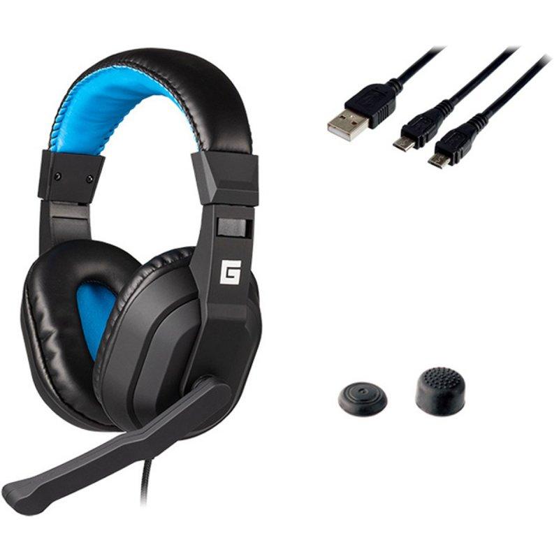 Indeca Gaming Starter Pack Auriculares Gaming