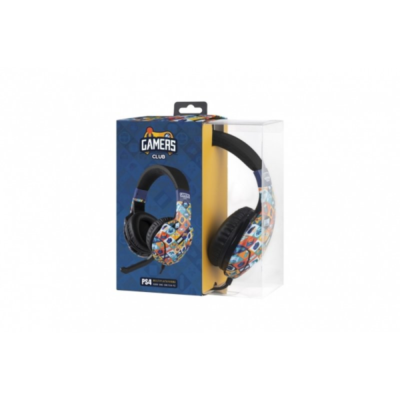 Indeca Icons Auriculares Gaming para PS4