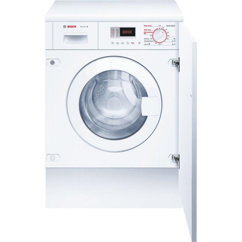 Bosch Serie 4 WKD24361EE Lavasecadora de