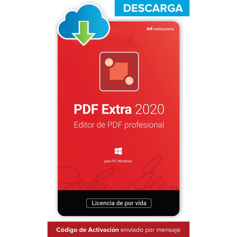 PDF Extra 2020 Licencia Completa 1 PC/Usuario
