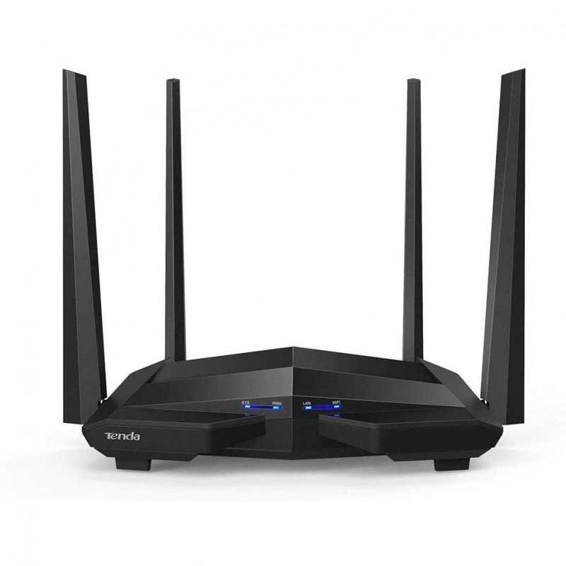 Tenda AC10U Smart Dual Band Gigabit Router WiFi AC1200