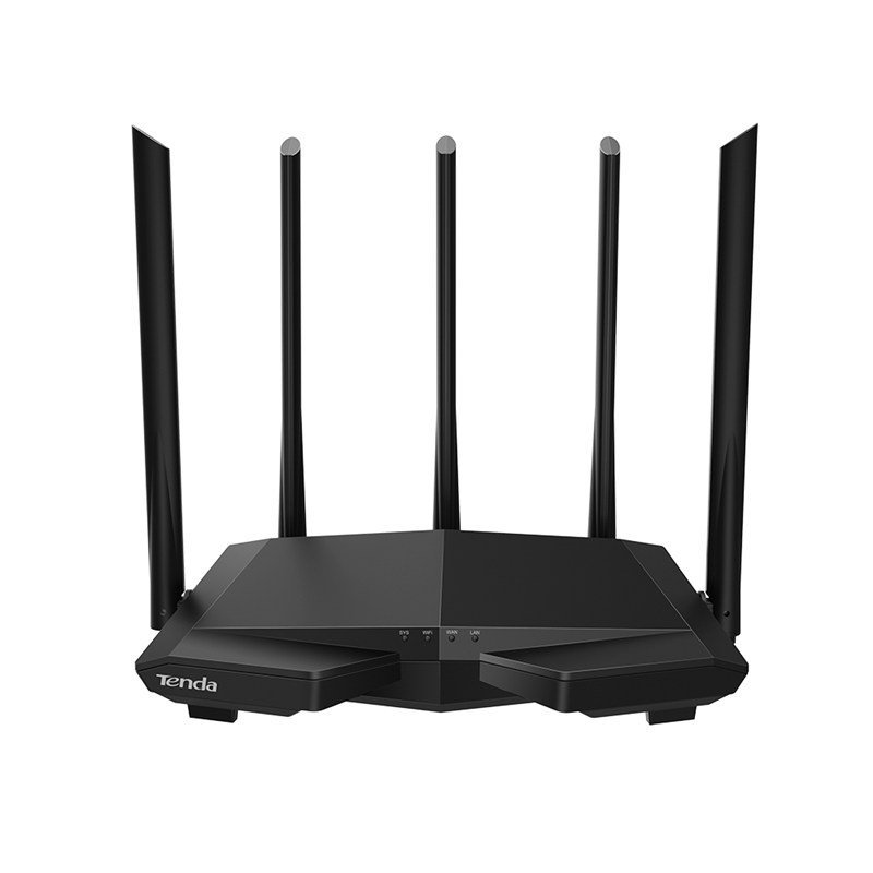 Tenda AC7 Router WiFi Inteligente De Dual Band AC1200