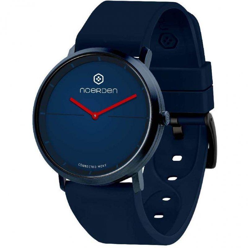 Noerden Life2 Smartwatch Azul Marino