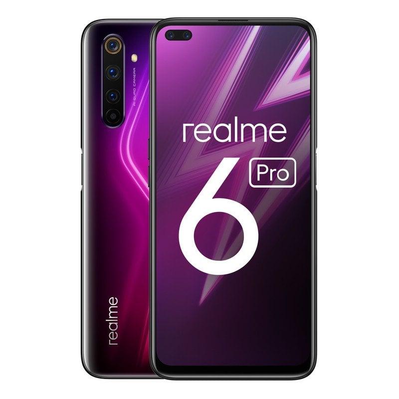 Realme 6 Pro 8/128GB Lightning Red Libre