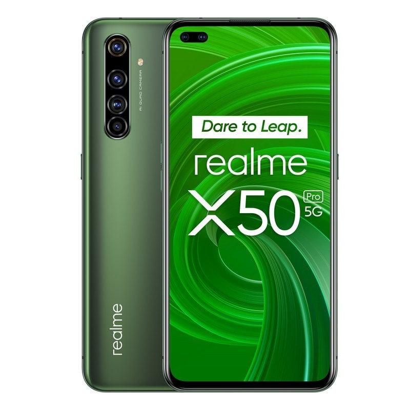 Realme X50 Pro 5G 12/256GB Verde Musgo Libre