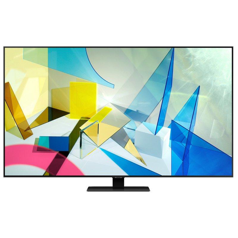 "Televisor Samsung QE75Q80TAT 75"" QLED UltraHD 4K"